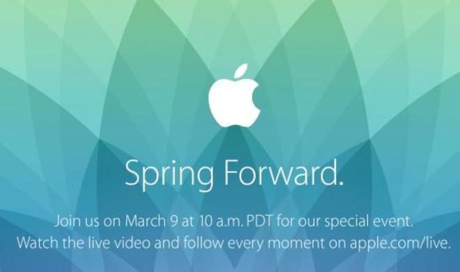 Apple Event am 9. März: Kommt nur die Apple Watch oder hat Apple noch andere Produkte in petto?