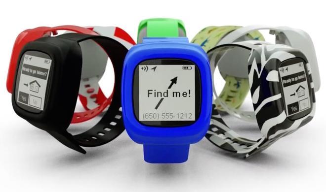 AmbyGear - eine Smartwatch für Kinder