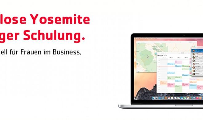 Comspot bietet kostenlose OS X 10.10 Yosemite-Schulung
