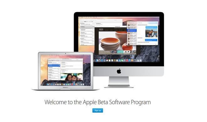 iOS 8.3: Apple startet ersten öffentlichen iOS-Beta-Test