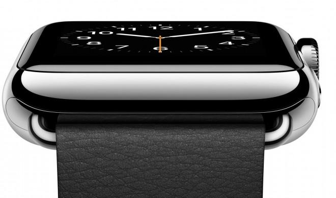 Apple Watch auch in Platin und Kunststoff?