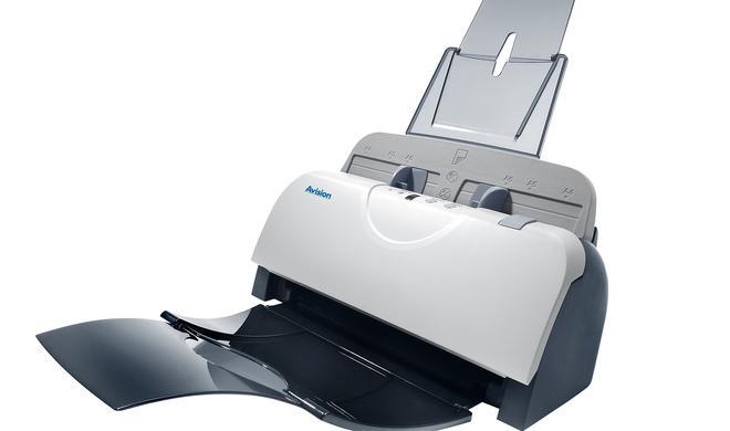 Avision AD125: Schneller Dokumentenscanner für den professionellen Einsatz