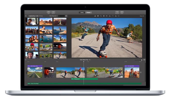 iMovie unterstützt jetzt Force Touch & iPhoto-Update für reibungslose Migration zu Fotos verfügbar