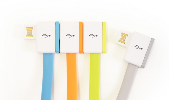 InfiniteUSB - Unendliches USB-Kabel gegen Port-Angst