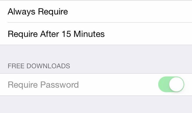 iOS 8.3 soll bei kostenlosen Downloads kein Passwort verlangen