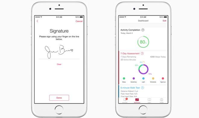 ResearchKit: Alle Infos nun auch auf der deutschen Apple-Seite