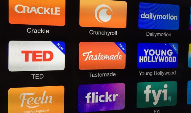 Apple TV mit drei weiteren Kanälen: Ist das ein Anzeichen, dass Apple TV einen App Store bekommt?