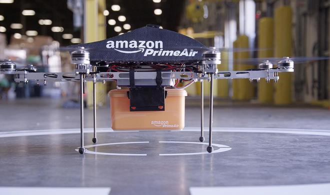 Amazon sauer auf US-amerikanische Behörde: Flugerlaubnis für Drohne zwar erteilt, doch mit entscheidenden Haken