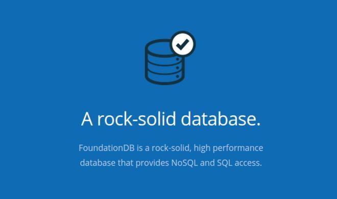 Apple kauft Datenbank-Software-Entwickler FoundationDB: Möglicherweise mehr Funktionen für App Store und iTunes