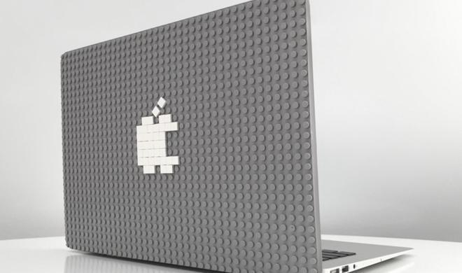 Lego-Hülle für das MacBook