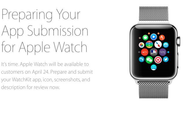 Apple Watch: App Store öffnet für WatchKit-App-Prüfungen - New York Times-App mit neuer Art des Storytellings