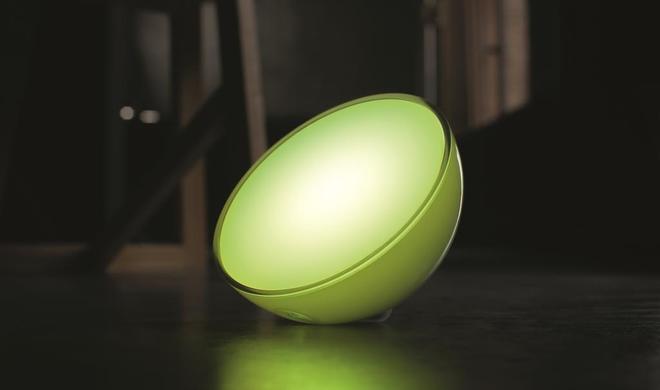 Philips stellt Hue Go vor: Kabellose Smarthome-Leuchte per iOS-App bequem steuern