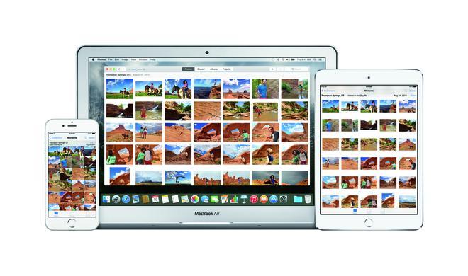"""Das Ende von iPhoto: """"Fotos""""-App ab sofort kostenfrei mit Yosemite-Update"""