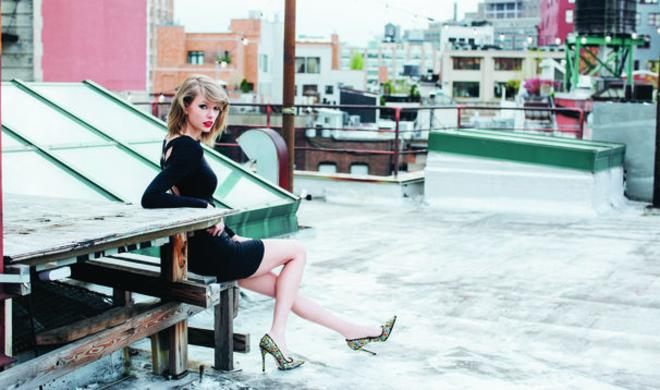 Taylor Swifts Alben künftig nur noch bei Apples Beats Music: Spotify beute Künstler aus