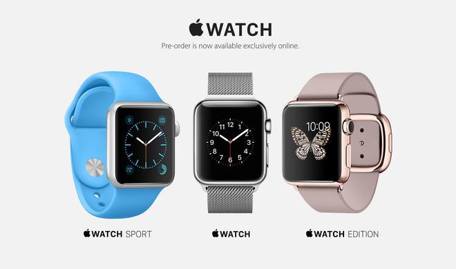 Apple Watch-Verkaufsdatum auf Webseite verschwunden: Apple schätzt US-Markt falsch ein – im Gegensatz zu Deutschland