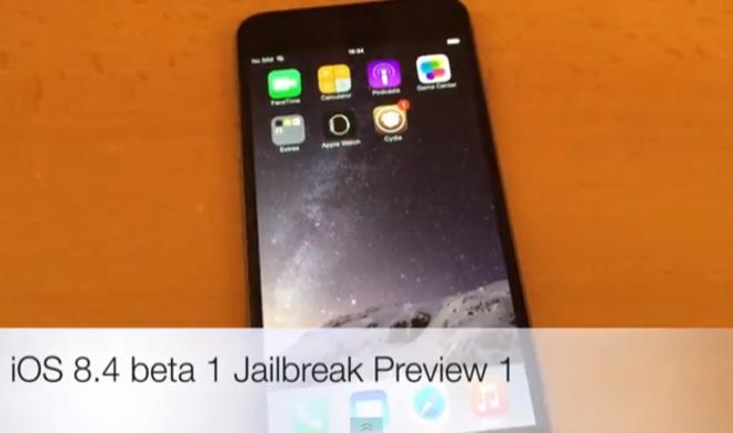 iOS 8.4: Erst kürzlich als Beta-Version erschienen und schon jetzt Jailbreak möglich