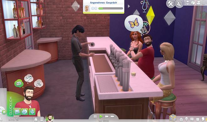 Die Sims für den Mac im Test: Deutlich durchdachteres simuliertes Leben - allerdings mit einem entscheidenden Aber