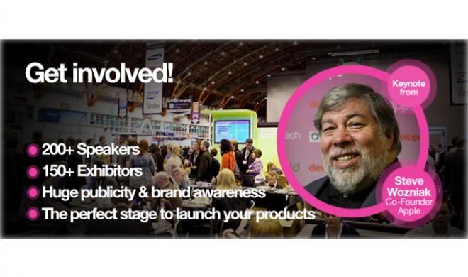 Apple-Mitgründer Steve Wozniak auf der Apps World: Mac Life überträgt Keynote live als Video-Live-Stream ab 15 Uhr