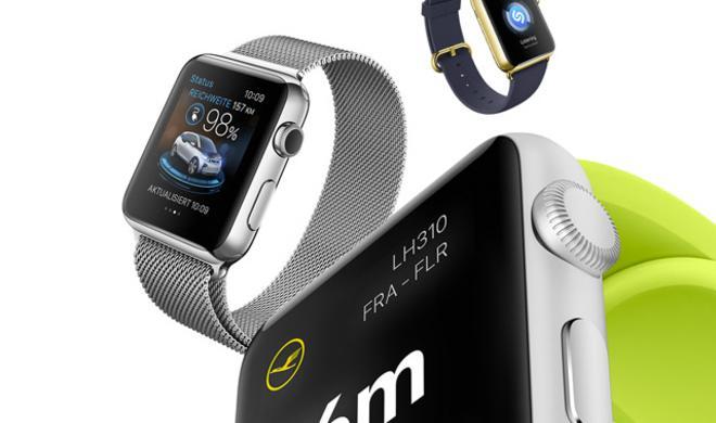 Apple Watch: Diese 5 Top-Apps empfiehlt Apple für die Smartwatch