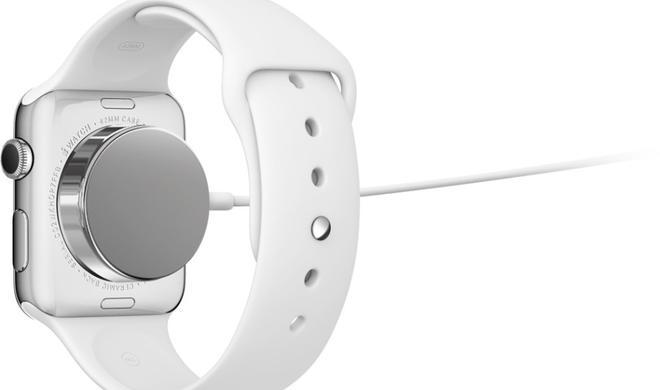 Apple Watch kommt ohne Apples Ladekabel aus: Mehr Auswahl bei Lademöglichkeiten