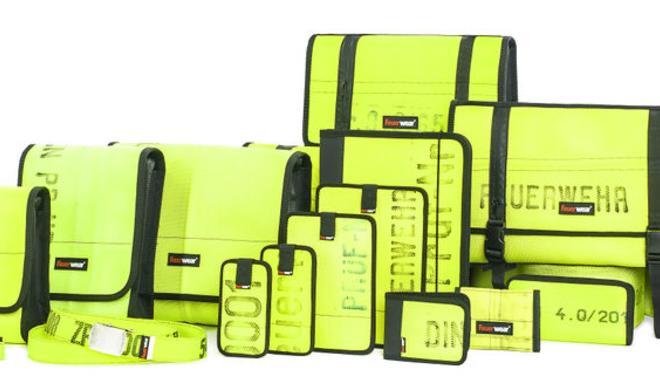Für iPhone, iPad und MacBook: Feuerwear bringt neongelbe Taschen in begrenzter Stückzahl