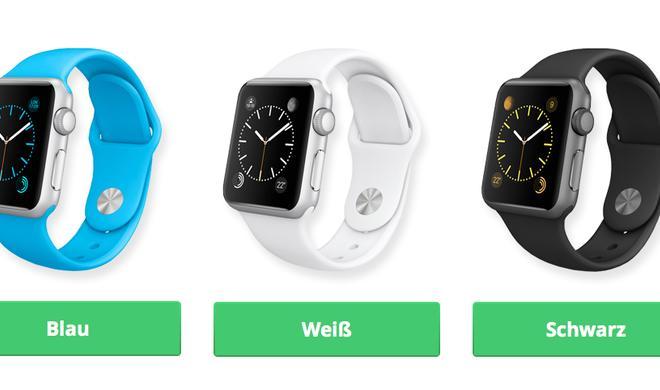 Großes Gewinnspiel: Kostenlos mitmachen und eine Apple Watch Sport im Wert von knapp 400 Euro gewinnen!