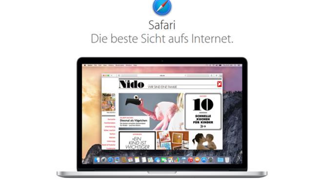 Safari-Update: Apple schließt fünf Sicherheitslücken im Browser - Aktualisierung dringend empfohlen
