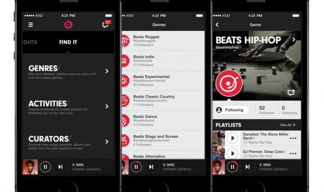 Beats Music: Apples Musik-Streaming-Dienst verschiebt sich - das ist der Grund für die Enttäuschung