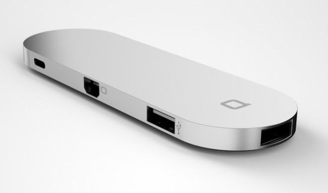 MacBook: USB-Dock Hub+ glänzt mit guten Ideen