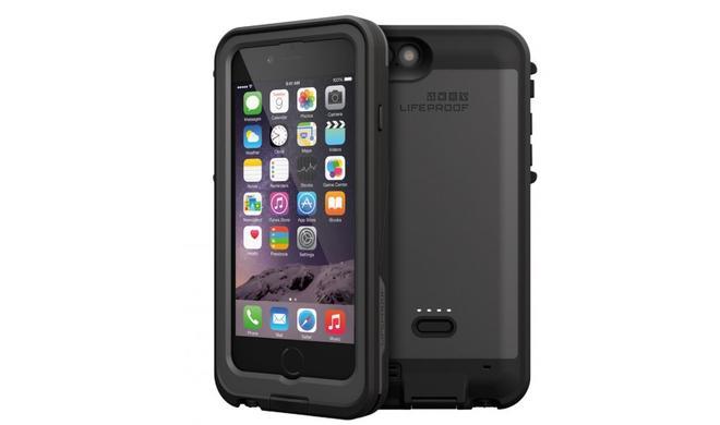 LifeProof Akku-Pack: Neue widerstandsfähige Hülle kann iPhone 6 aufladen
