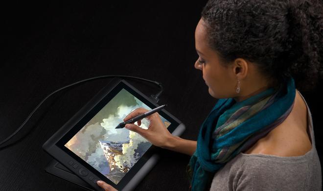Grafiktablett gegen iPad-Lösung