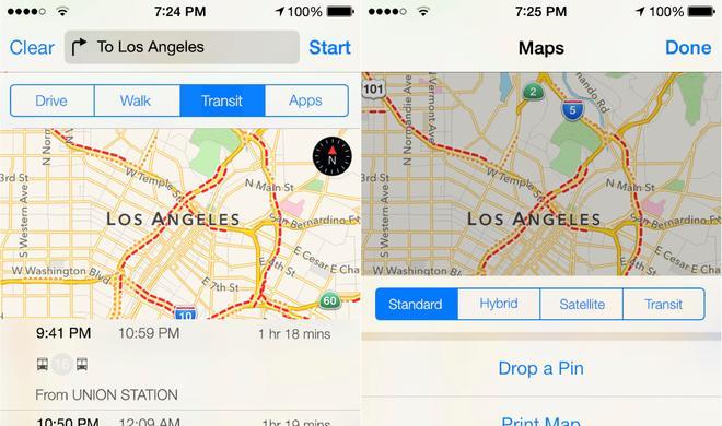 Öffentliche Verkehrsmittel in iOS 9: Schließt die Karten-App endlich zu Google Maps auf?