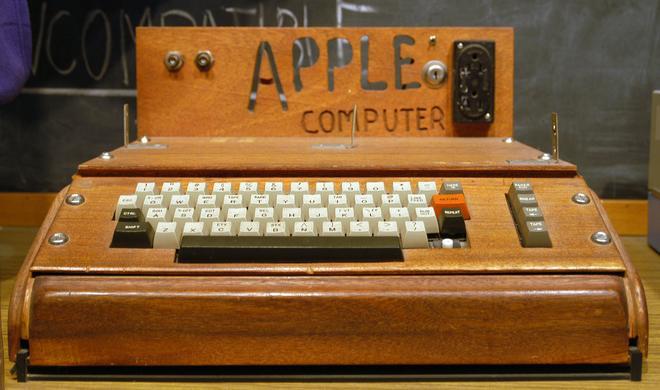 Apple I im Müll entdeckt: Erster Serien-PC der Welt für 200.000 US-Dollar verkauft