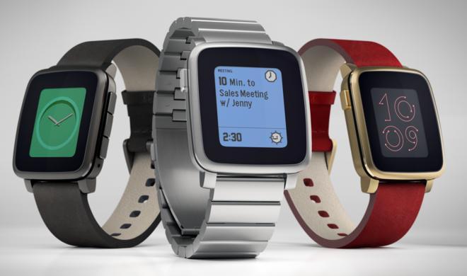 Smartwatch: Hält Apple Updates für die Pebble Time zurück?