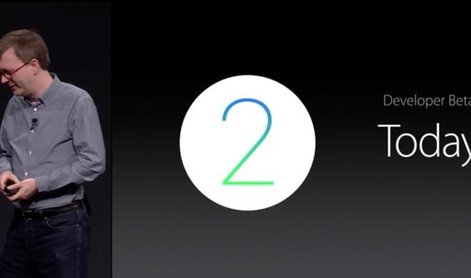 Nach nur 6 Wochen: Apple stellt watchOS 2.0 mit nativen Apps und Verbesserungen vor