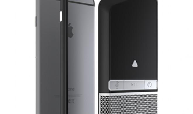 ZAGG Speaker Case für iPhone 6: Lautsprecher, Schutzhülle und Akku-Pack in einem