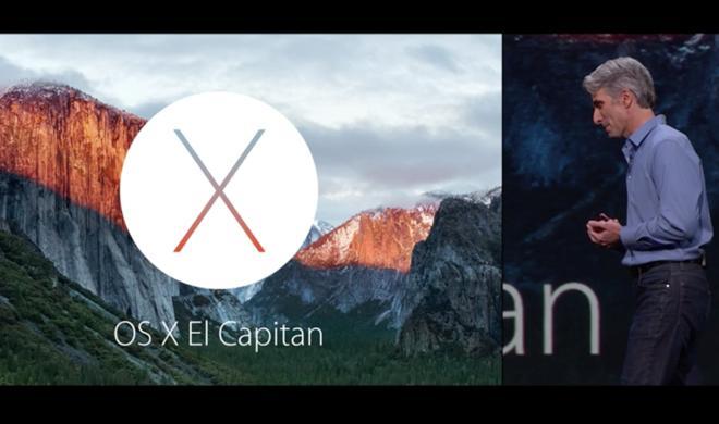 OS X 10.11 El Capitan: Public-Beta startet im Juli