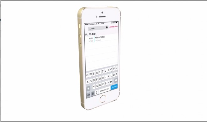 iOS 8 Video-Tipp: Termine in der Kalender-App suchen –  so geht's