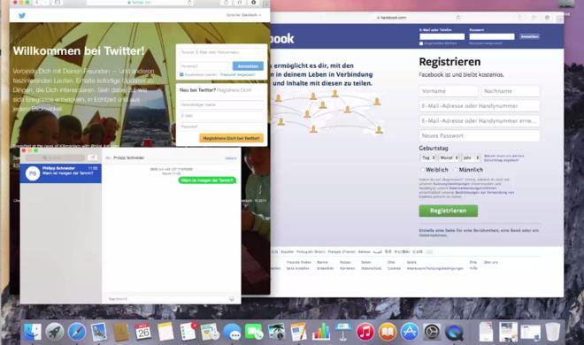 OS X 10.10 Yosemite Video-Tipp: SMS vom Mac versenden – so geht's
