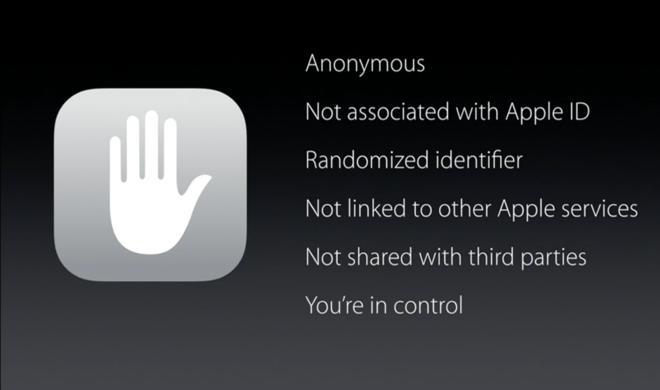 iOS 9: Werbepartner können nicht mehr sehen, welche Apps installiert sind