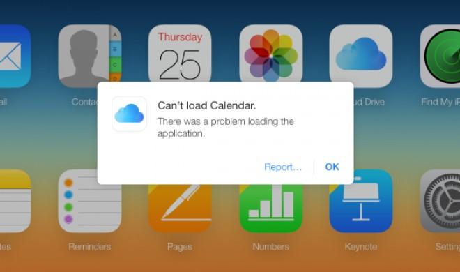 iCloud-Kalender ist wieder erreichbar
