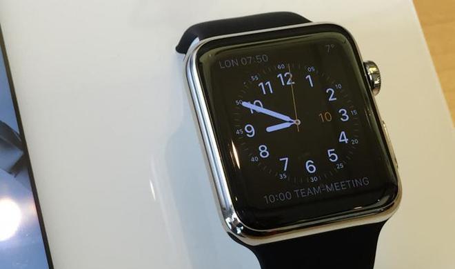 Apple Watch: Uhr am Steuer - wird das teuer?