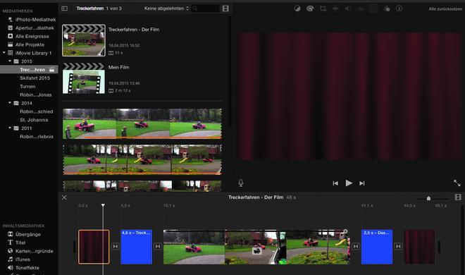Videoschnitt in iMovie: Die 3 wichtigsten Schritte zum perfekten Film