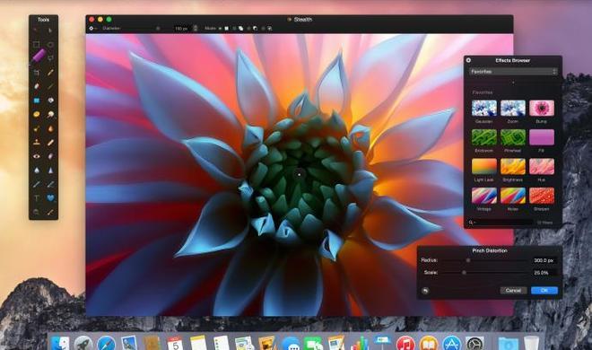 Pixelmator: Die 4 schönsten Effekte für Bilder - Fotos optimal aufwerten