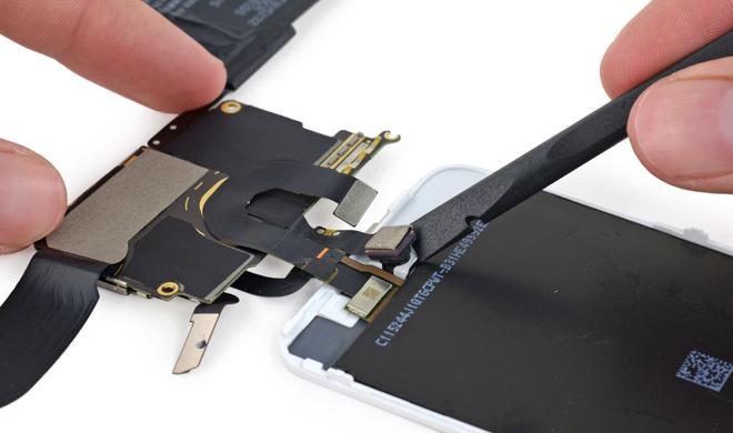 iPod touch im Teardown zeigt Verbesserungen und Reparaturprobleme