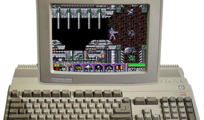 Amiga feiert 30. Geburtstag: Der Kultrechner und sein OS in Bildern - aus Nostalgiegründen