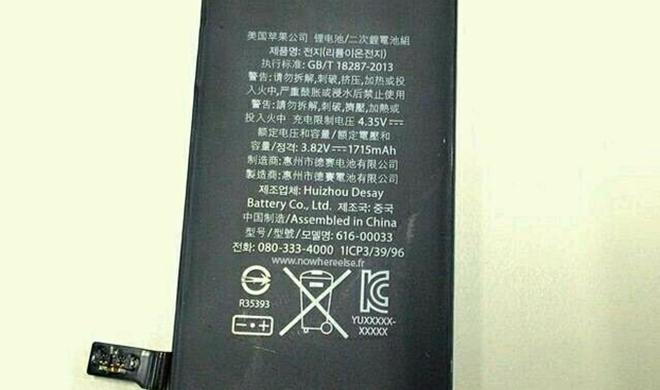 iPhone 6c: Hinweise auf Akkukapazität und Formfaktor deuten auf iPhone mini hin
