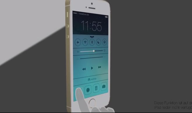 iOS 8 Video-Tipp: Taschenlampe möglichst schnell aufrufen – so geht's