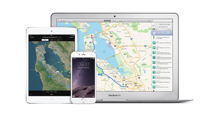 Karten: Apples Kamera-Autos in Schweden und Frankreich unterwegs