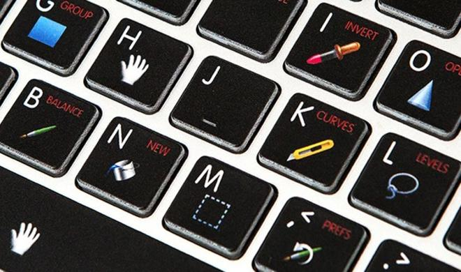 Spezial-Tastatur für Bildverarbeitung Pixelmator vorgestellt